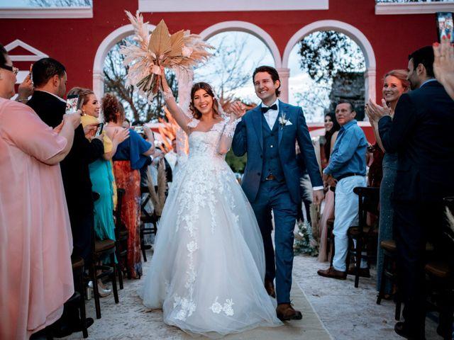 La boda de Denisse y Daniel