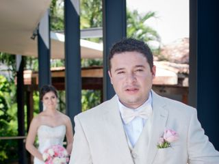 La boda de Victoria y Jesús Adrián 1