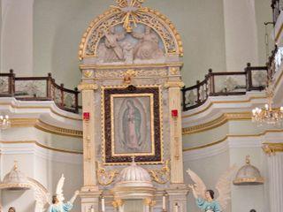 La boda de Victoria y Jesús Adrián 3