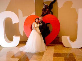 La boda de Candy y Jorge 2