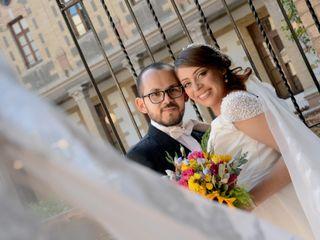 La boda de Candy y Jorge