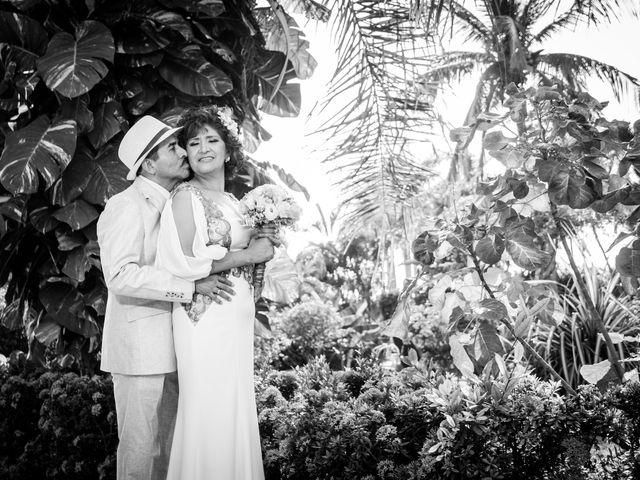 La boda de Marcos y Irma en Ixtapa Zihuatanejo, Guerrero 1