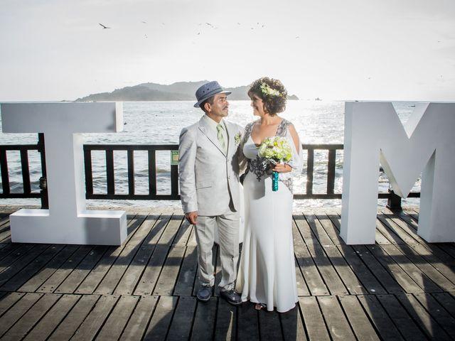 La boda de Marcos y Irma en Ixtapa Zihuatanejo, Guerrero 5