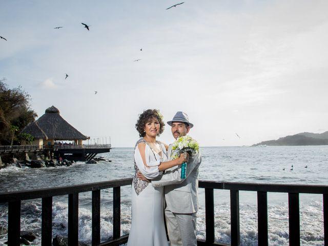 La boda de Marcos y Irma en Ixtapa Zihuatanejo, Guerrero 6
