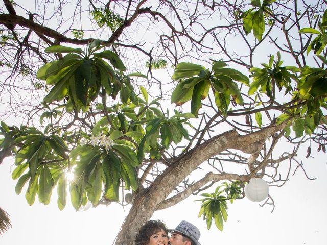La boda de Marcos y Irma en Ixtapa Zihuatanejo, Guerrero 7