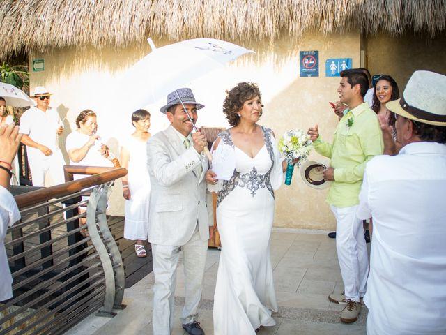 La boda de Marcos y Irma en Ixtapa Zihuatanejo, Guerrero 8