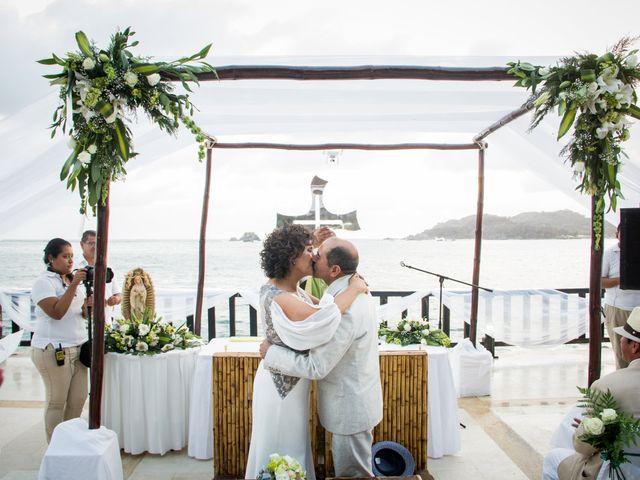 La boda de Marcos y Irma en Ixtapa Zihuatanejo, Guerrero 19