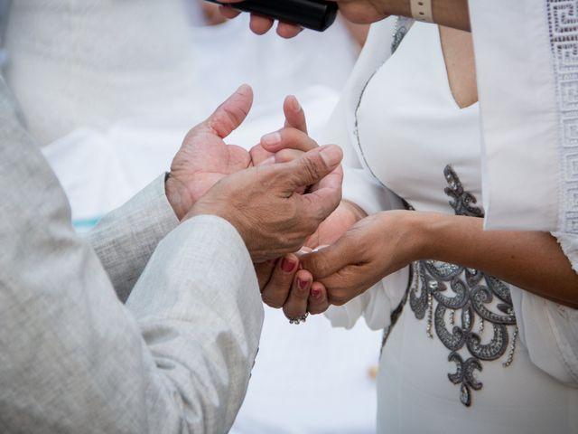 La boda de Marcos y Irma en Ixtapa Zihuatanejo, Guerrero 22