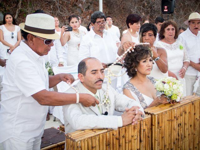 La boda de Marcos y Irma en Ixtapa Zihuatanejo, Guerrero 23