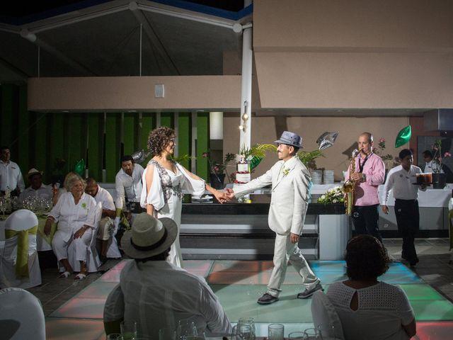 La boda de Marcos y Irma en Ixtapa Zihuatanejo, Guerrero 32