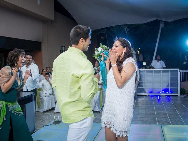 La boda de Marcos y Irma en Ixtapa Zihuatanejo, Guerrero 42