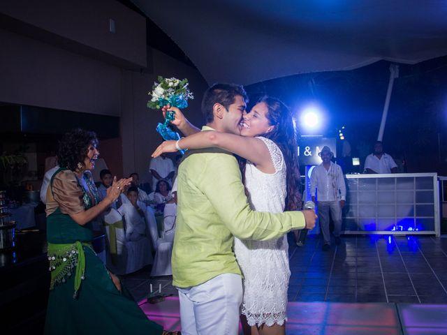 La boda de Marcos y Irma en Ixtapa Zihuatanejo, Guerrero 43