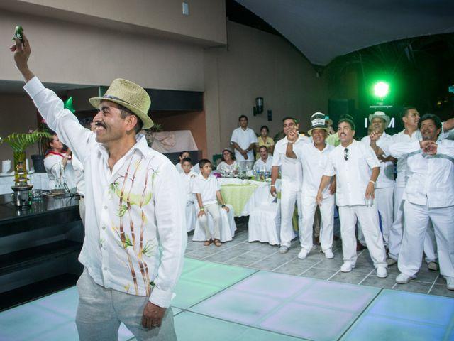 La boda de Marcos y Irma en Ixtapa Zihuatanejo, Guerrero 47