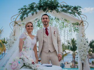 La boda de Nayely y Goran