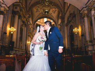 La boda de Maya y Alejandro 1