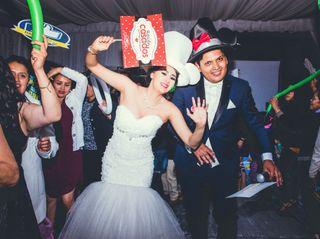 La boda de Maya y Alejandro