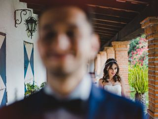 La boda de Karen y Cesar 1