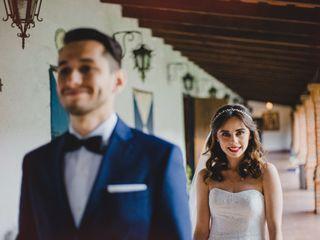 La boda de Karen y Cesar 2