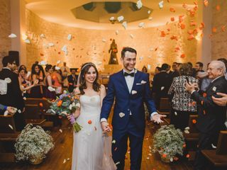 La boda de Karen y Cesar