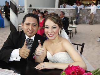 La boda de Liliana  y Nelson