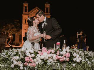 La boda de Vianey y Manuel