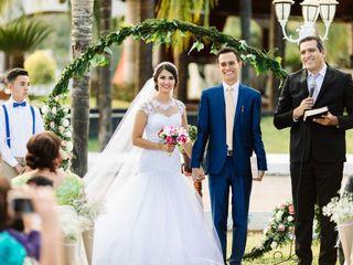 La boda de Leslie y Zabdi