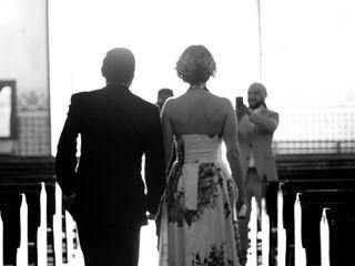 La boda de Oriana y Mario 1