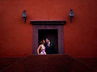 La boda de Oriana y Mario
