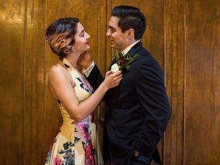 La boda de Oriana y Mario 3