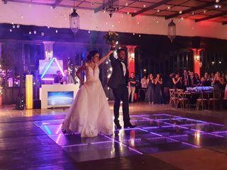 La boda de Casandra  y Alonso
