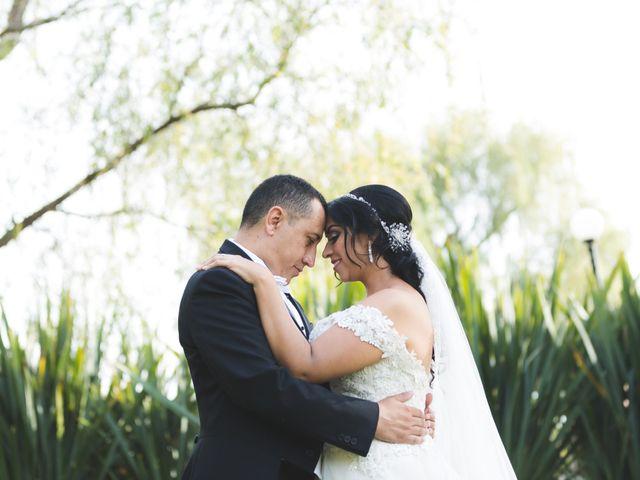 La boda de Margarita y Diodoro