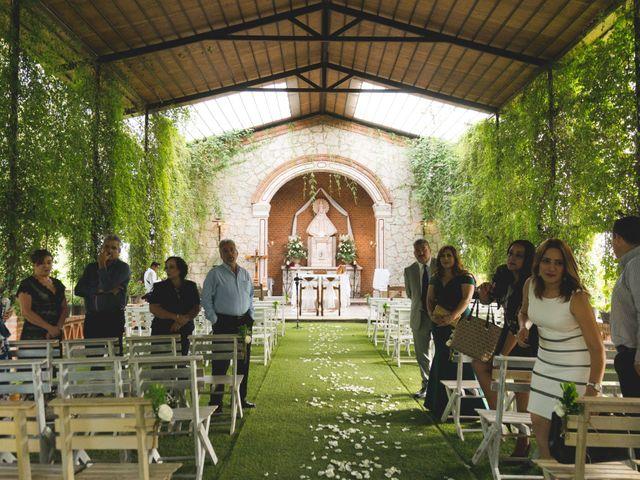 La boda de Diodoro y Margarita en Colotlán, Jalisco 32