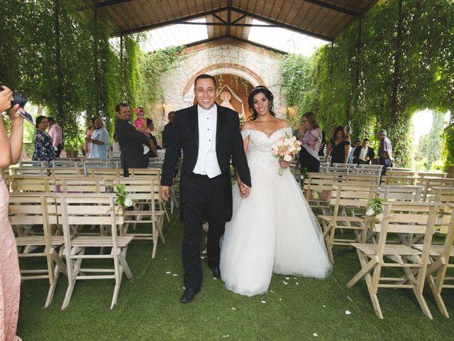 La boda de Diodoro y Margarita en Colotlán, Jalisco 44