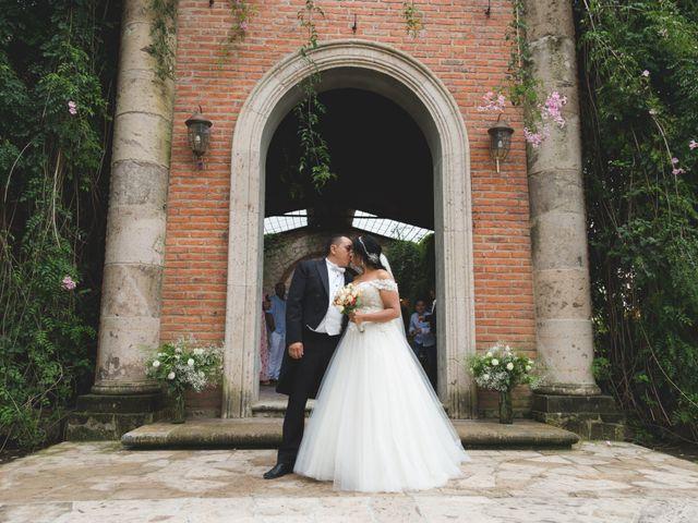 La boda de Diodoro y Margarita en Colotlán, Jalisco 45