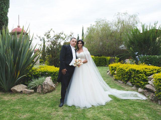 La boda de Diodoro y Margarita en Colotlán, Jalisco 46