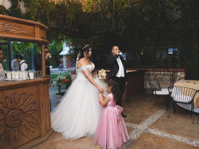 La boda de Diodoro y Margarita en Colotlán, Jalisco 63