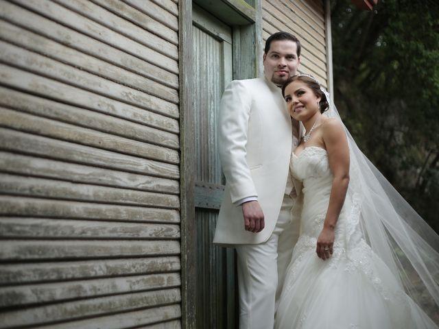 La boda de Cynthia y Edgar