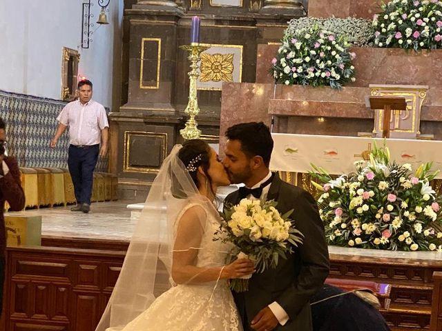 La boda de Alonso  y Casandra  en San Miguel de Allende, Guanajuato 2
