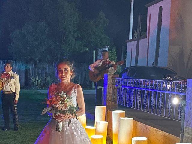 La boda de Alonso  y Casandra  en San Miguel de Allende, Guanajuato 7