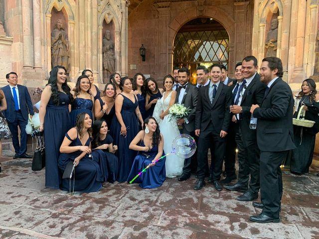 La boda de Alonso  y Casandra  en San Miguel de Allende, Guanajuato 12