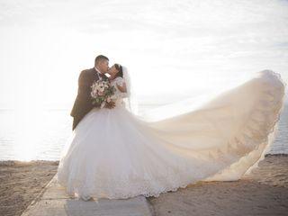 La boda de Geovanna y Daniel