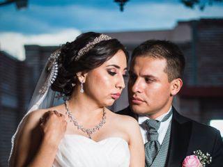 La boda de Mary y Víctor
