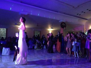 La boda de Melina y Aldo  1