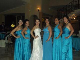 La boda de Melina y Aldo  3