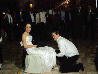 La boda de Melina y Aldo