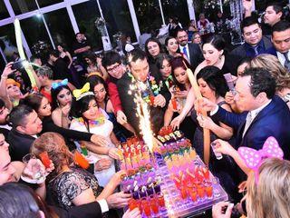 La boda de Karen y Fernando 1