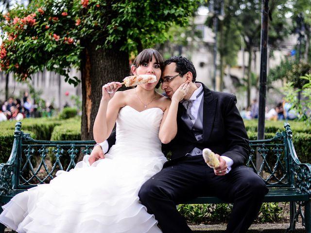 La boda de Nayelly y Carlos