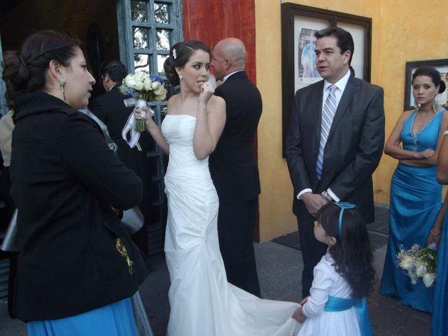 La boda de Aldo  y Melina en Querétaro, Querétaro 2