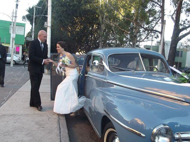La boda de Aldo  y Melina en Querétaro, Querétaro 12