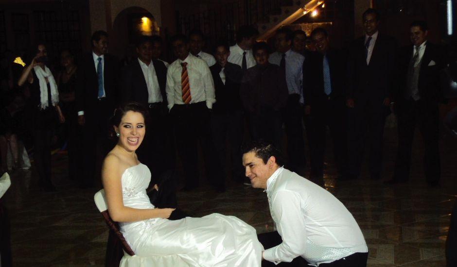 La boda de Aldo  y Melina en Querétaro, Querétaro
